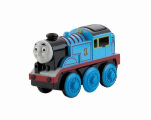 Thomas Friends Fisher Price Wooden Railway Edward The Blue Engine