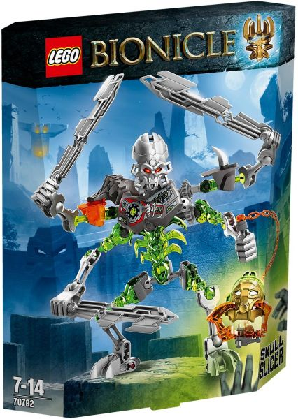 Lego 70792 Bionicle Skull Slicer Building Toy Souq Uae