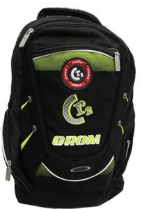 a181904fc85 Crom CR3339 Multifunction Backpack for Boys - Black