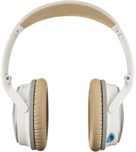 fea969b27ad Bose QuietComfort QC25 Acoustic Noise Cancelling Headphones for  iphoneDevices - White | KSA | Souq