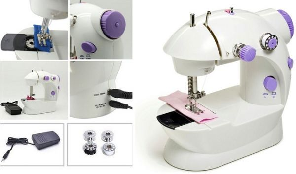 Image result for mini sewing machine