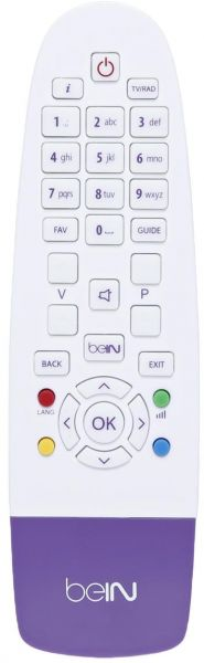 Bein Sports Receiver Remote control