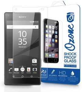 Ozone Sony Xperia Z4/Z3 Plus Shock Proof Tempered Glass Screen Protector