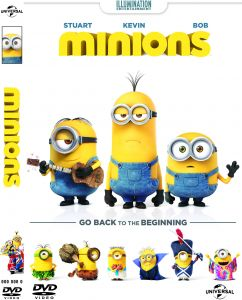 Minions 2015 Dvd Buy Online Movies Plays And Series At Best Prices In Egypt Souq Com