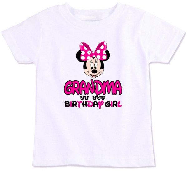 Grandma Of The Birthday Girl