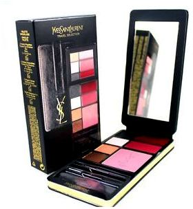 630e1dcd32 YVES SAINT LAURENT VERY YSL TRAVEL SELECTION MAKE UP PALETTE BLACK EDITION