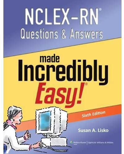 Nclex Review Book