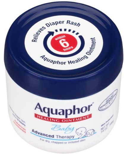 Aquaphor Baby Healing Ointment Diaper Rash And Dry Skin Protectant