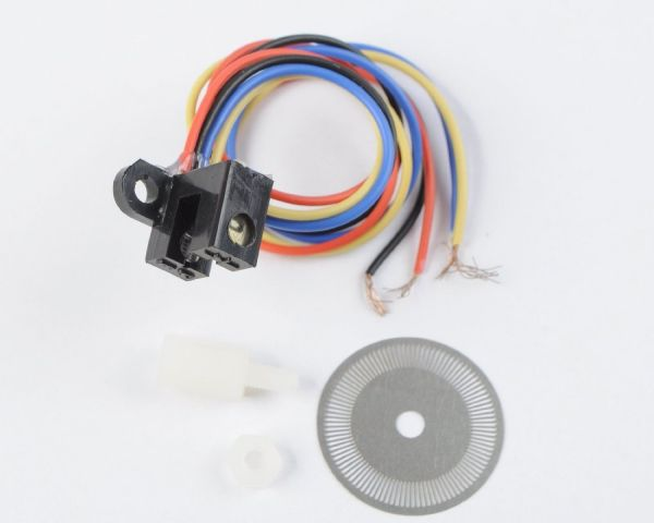 Photoelectric Speed Sensor Encoder Coded Disc code wheel for
