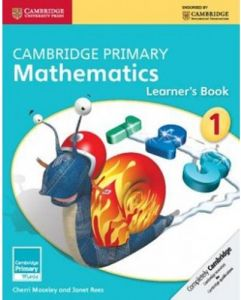Cambridge Primary Mathematics Learner's Book 1 by Cherri Moseley - Paperback