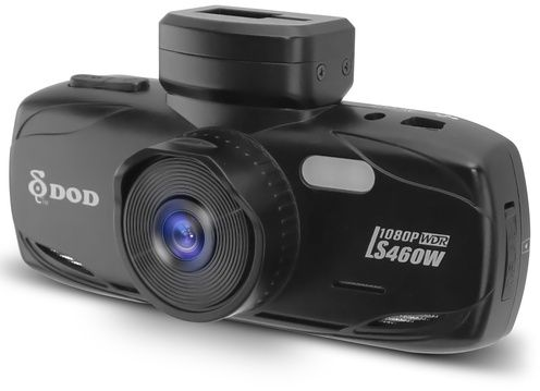DOD LS-460W GPS Full HD WDR Dash cam Dashboard Camera