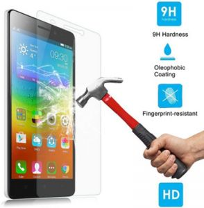 Tempered Glass Screen Protector for Lenovo A7000 smartphone