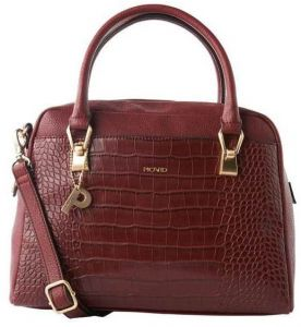 Picard Jeanny Red Satchel Souq Uae