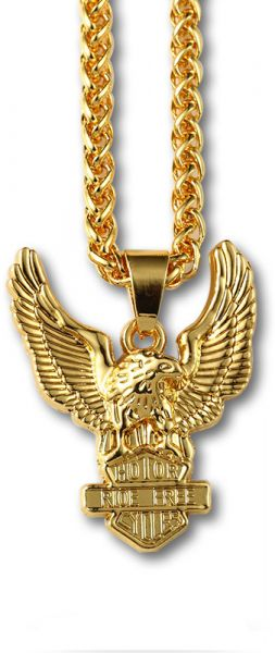 Buy hip hop chain 18k gold plated necklace eagle wings pendant this item is currently out of stock aloadofball Choice Image