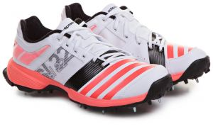 Adidas White Cricket Shoe For Men 9c953d7ff