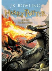 Harry Potter and the Goblet of Fire by J. K. Rowling - Paperback