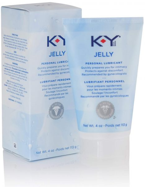 What is personal lubricant jelly used for