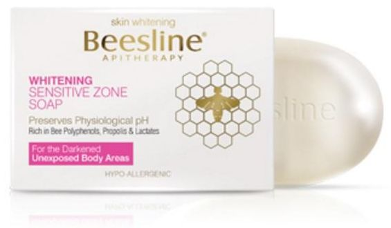 38d1a8029 Beesline Whitening Sensitive zone soap | Souq - Egypt