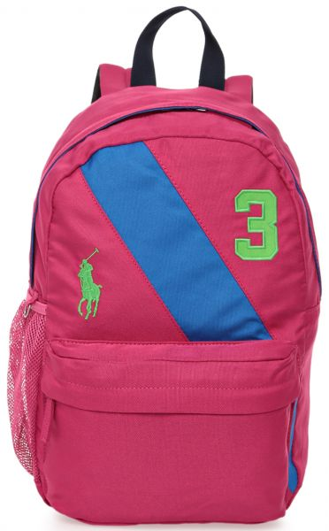 Polo Ralph Lauren 950081 Banner Stripe II Backpack for Kids ... a1bcc3074a736
