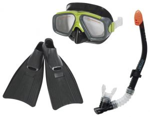 ab8d93d765 Intex 55959 Surf Rider Sports Set - Lime and Black