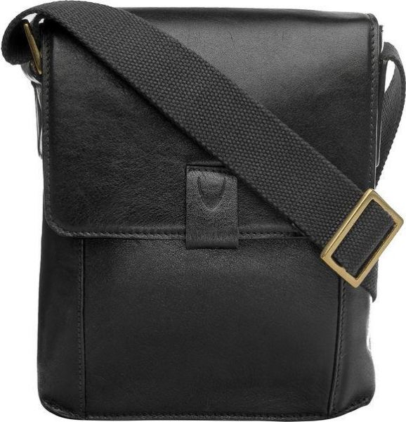 Hidesign Aiden 03 Small Messenger Bag for Men - Genuine Leather ... cc169a72abadd