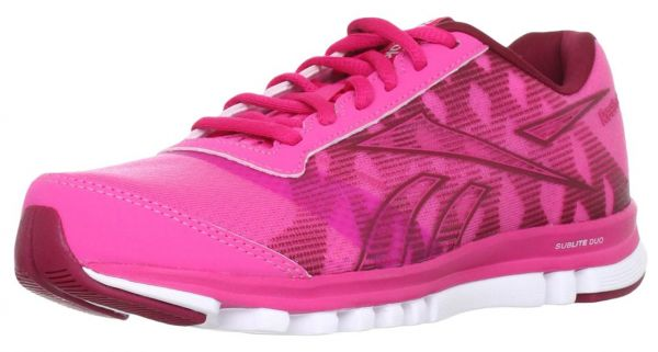 969eb7b9a0ac Reebok V46995 Sublite Duo Chase Running Shoes for Women - 6 US