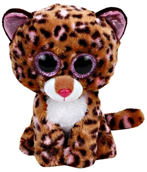 Ty 37177 Beanie Boos Patches Leopard Stuffed Toy Ksa Souq