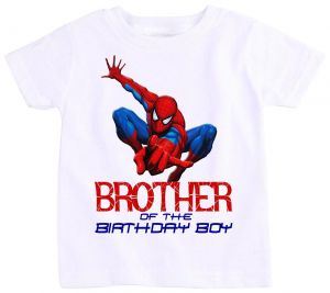 Princesses R Us Brother Of The Birthday Boy T Shirt For Boys