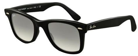 Ray Ban Wayfarer Black Unisex Sunglasses - RB2140-901-50-22-150