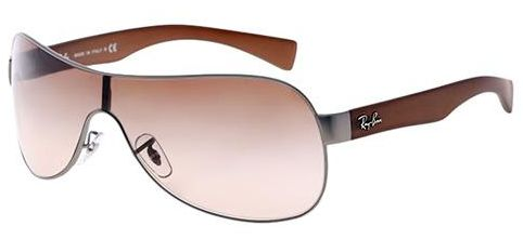8aa8af38c06 Ray-Ban Shield Frame Unisex Sunglasses - RB3471-029-13-32