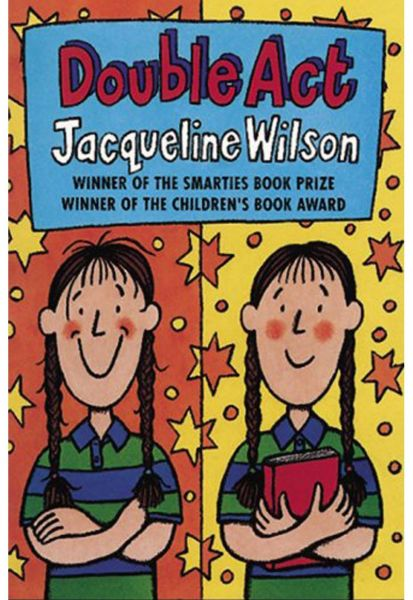 Image result for jacqueline wilson double act