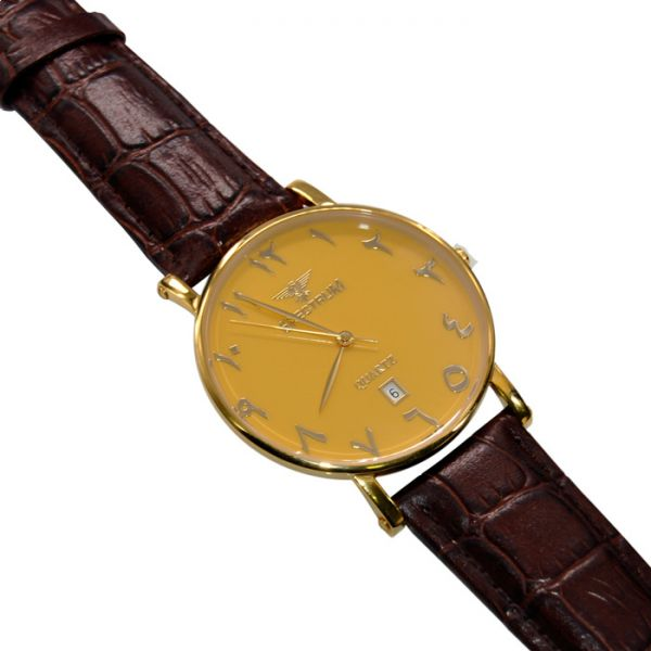 yellow dial collectible hmt uberjewels brand akhil uber jewels never automatic tictail worn watch watches new