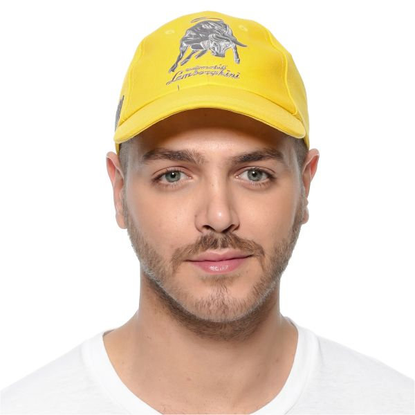 5e50722895e30 Automobili Lamborghini 9009981CCY026000XX BULL XLIII Cap for Men - One Size