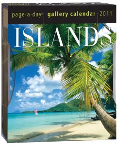 Islands Page-A-Day Gallery Calendar 2011