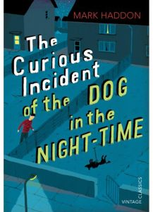 The Curious Incident of the Dog in the Night-time by Mark Haddon - Paperback