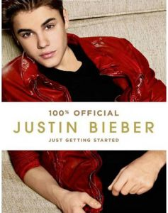 Just Getting Started by Justin Bieber - Hardcover