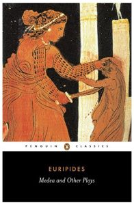 Medea and Other Plays by Euripides - Paperback