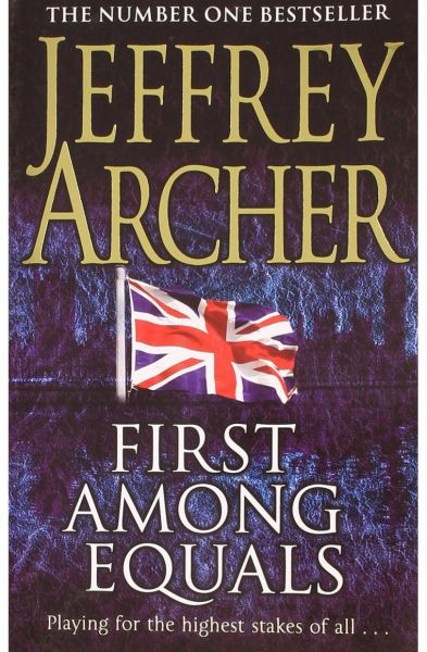 First Among Equals Book