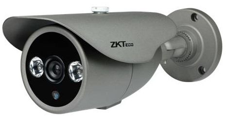 Security surveillance Camera by ZKTeco, 3 6MM, Grey, ZK-IR-532-P