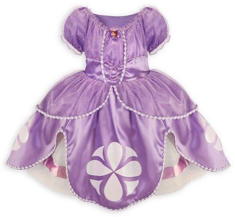 Princess Sofia Costume For Girls Souq Uae
