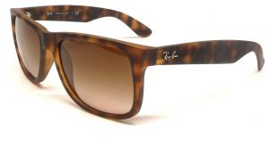 72955ef76b Ray-Ban RB4165-710-1355 54-16-145 Wayfarer Sunglasses For Unisex -Tortoise