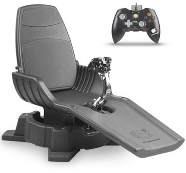 Gyroxus 3D Full Motion Gaming Chair For Xbox 360/ PC Games  sc 1 st  Souq.com & Souq | Gyroxus 3D Full Motion Gaming Chair For Xbox 360/ PC Games ...