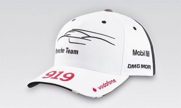 f21927795e8fd Porsche Team 919 LMP1 Racing Cap