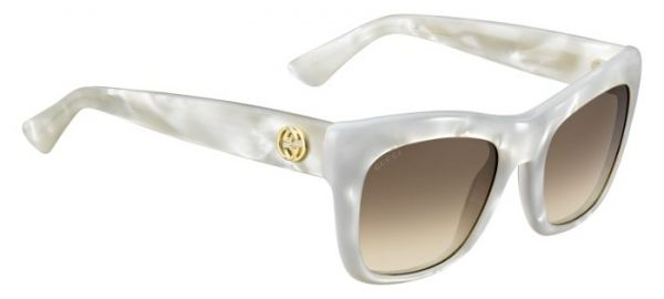 0f645dcb671 Gucci Square Women s Mother of Pearl Sunglasses