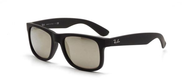 Ray Ban RB4165 622 5A Sunglasses For Unisex Wayfarer -Black- Size 51 ... 7a0a26d27fe6
