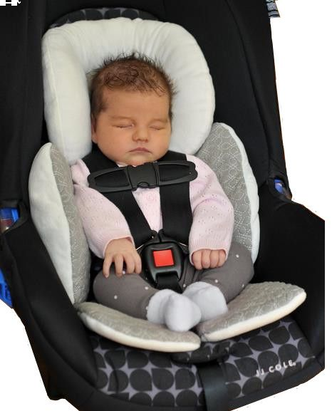 Souq | JJ Cole Baby Head and Support Pillow for Car Seat and ...