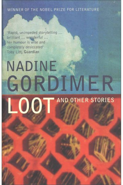 Loot And Other Stories By Nadine Gordimer Paperback Souq Uae