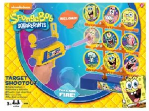 SpongeBob SquarePants 7513 Target Shootout Game