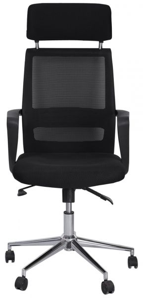 Aft Mesh Office Chair With Wheel Black