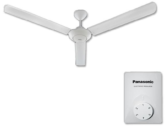Souq panasonic f 560 b mh ceiling fan 3 blades white uae this item is currently out of stock aloadofball Gallery
